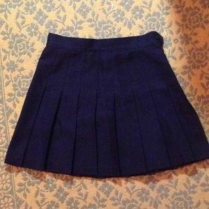American Apparel Tennis Skirt XS